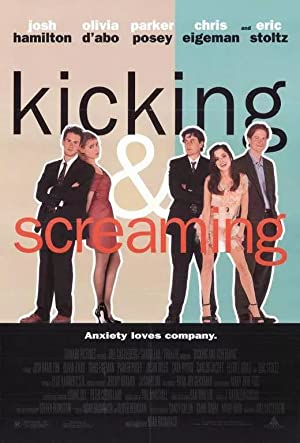 Kicking and Screaming poster