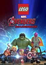 Lego Marvel Super Heroes Avengers Reassembled(2015)
