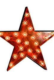 Red Hot Star Poster