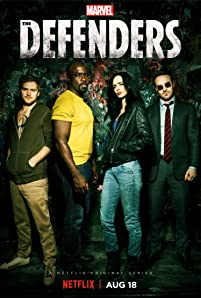 """Marvel's The Defenders"" follows Daredevil, Jessica Jones, Luke Cage and Iron Fist. A quartet of singular heroes with one common goal - to save New York City. This is the story of four solitary figures, burdened with their own personal challenges, who realize they just might be stronger when teamed together."