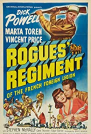 Rogues' Regiment Poster