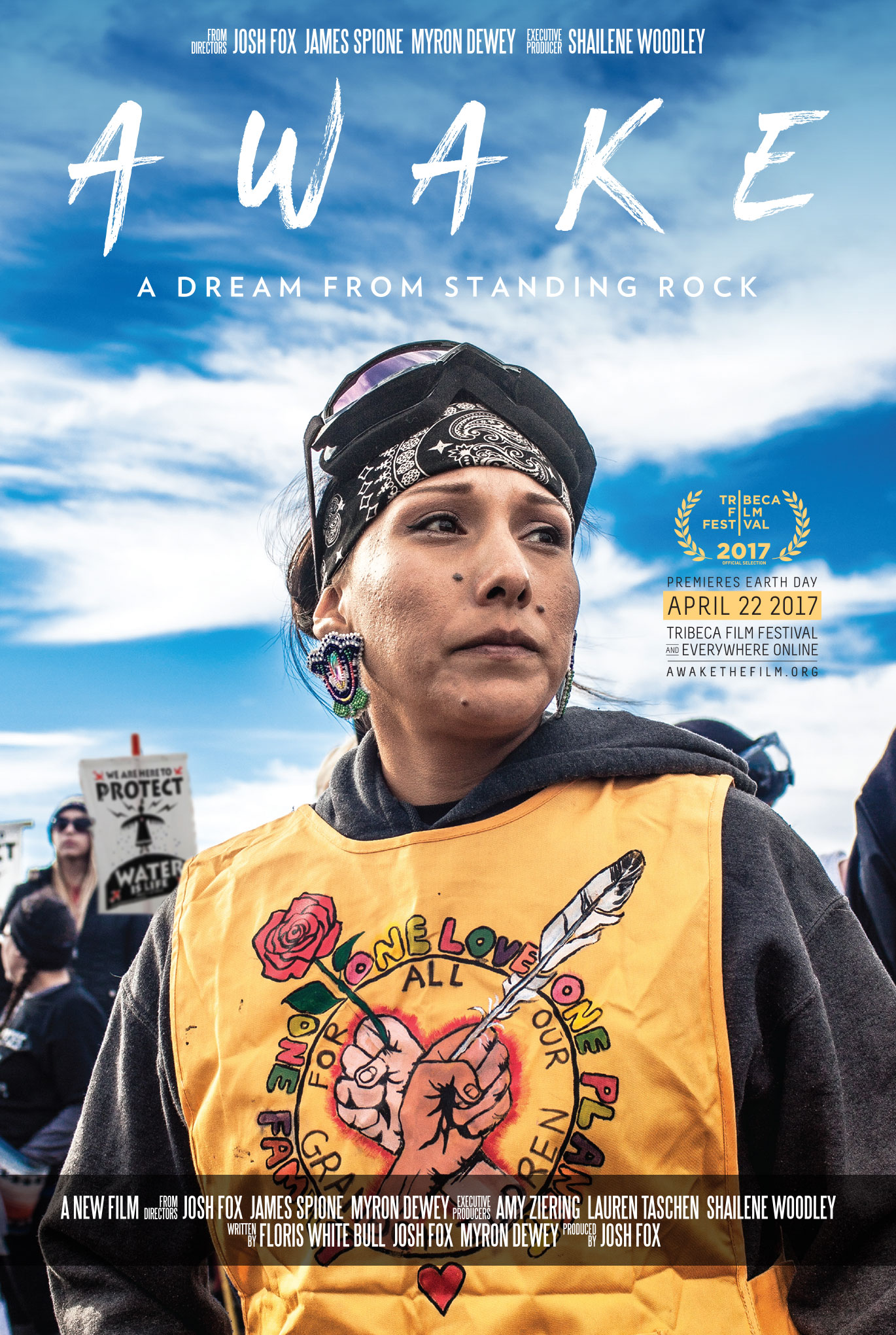 image Awake, a Dream from Standing Rock Watch Full Movie Free Online