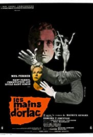 The Hands of Orlac(1960) Poster - Movie Forum, Cast, Reviews