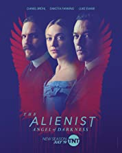 The Alienist - Angel of Darkness poster
