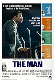 The Man (1972) Poster - Movie Forum, Cast, Reviews