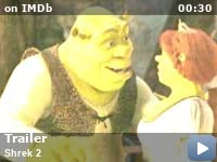 Shrek 2 Fairy Godmother Factory Worker