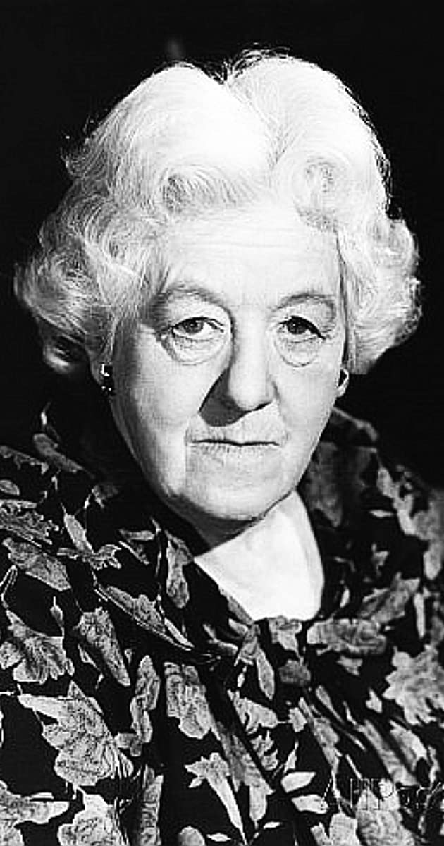 Cleavage Margaret Rutherford naked photo 2017