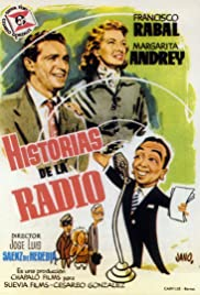 Historias de la radio Poster