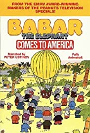 Babar Comes to America Poster