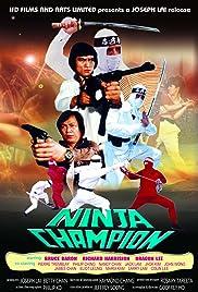 Ninja Champion Poster
