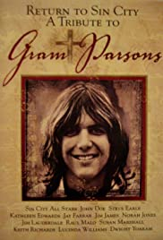 Return to 'Sin City': A Tribute to Gram Parsons Poster
