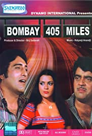 Bombay 405 Miles Poster