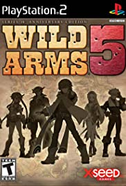 Wild ARMs 5 Poster