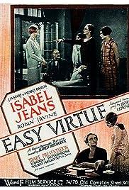 Easy Virtue(1928) Poster - Movie Forum, Cast, Reviews