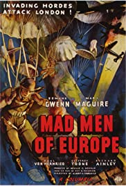 Mad Men of Europe Poster