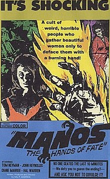 Poster Manos: The Hands of Fate
