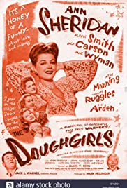 The Doughgirls (1944) Poster - Movie Forum, Cast, Reviews