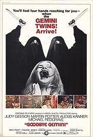 Goodbye Gemini(1970) Poster - Movie Forum, Cast, Reviews
