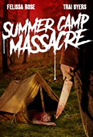Caesar and Otto's Summer Camp Massacre Poster