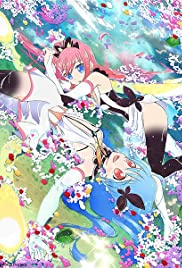 Flip Flappers Poster