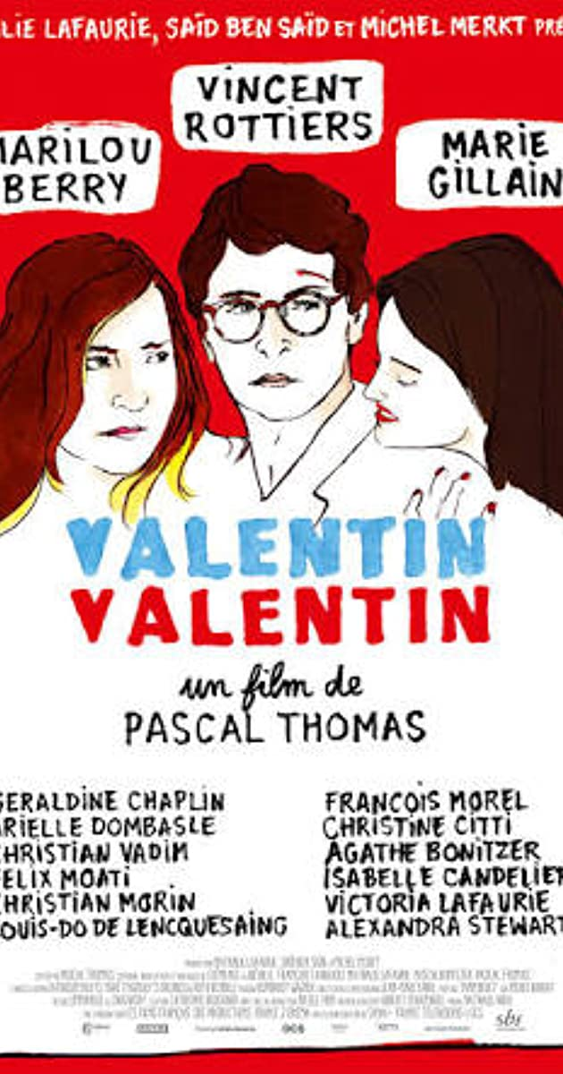 Valentin Valentin (2014)   IMDb