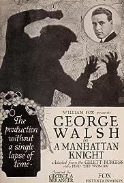 A Manhattan Knight Poster