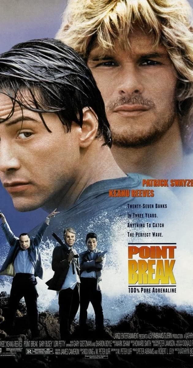 Point Break (1991) - I...