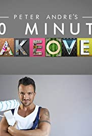 Peter Andre's 60 Minute Makeover Poster