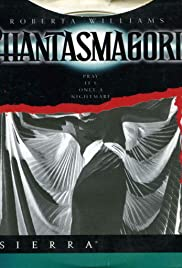 Phantasmagoria (1995) Poster - Movie Forum, Cast, Reviews