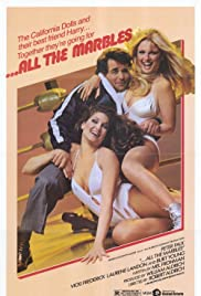 ...All the Marbles (1981) Poster - Movie Forum, Cast, Reviews