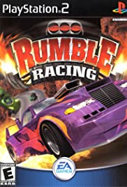 Rumble Racing Poster