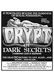 Crypt of Dark Secrets (1976) Poster - Movie Forum, Cast, Reviews
