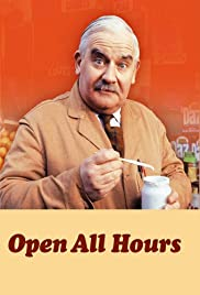 Open All Hours Poster