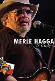 Merle Haggard: Ol' Country Singer Poster
