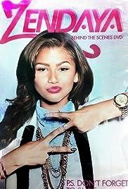 Zendaya: Behind the Scenes Poster