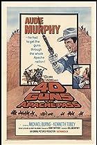 Image of 40 Guns to Apache Pass
