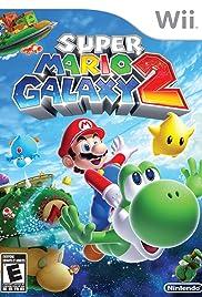 Super Mario Galaxy 2 Poster