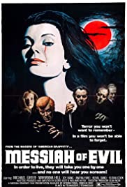 Messiah of Evil (1973) Poster - Movie Forum, Cast, Reviews