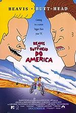 Beavis and Butt Head Do America(1996)