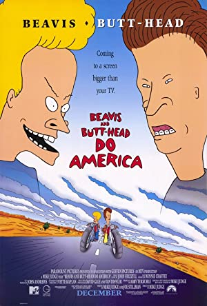 Beavis and Butt Head Do America (1996)