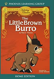 The Little Brown Burro Poster