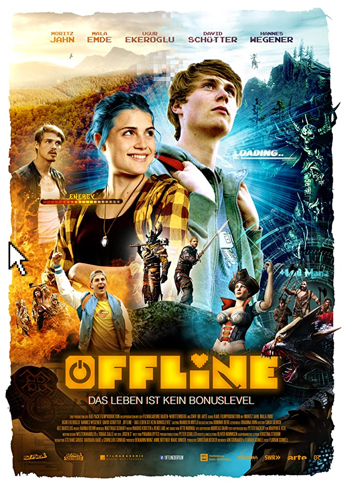 Фильм Оффлайн: жизнь прожить - не уровень пройти (2016)