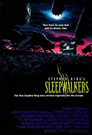 Sleepwalkers (1992) Poster - Movie Forum, Cast, Reviews