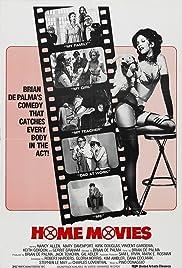 Home Movies(1979) Poster - Movie Forum, Cast, Reviews