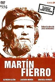 Martín Fierro Poster