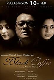 Black Coffee Poster