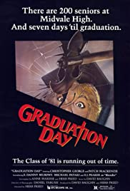 Graduation Day (1981) Poster - Movie Forum, Cast, Reviews