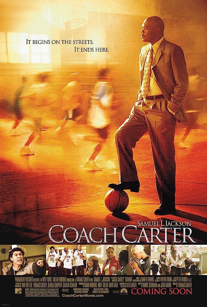 Liderazgo- Coach Carter