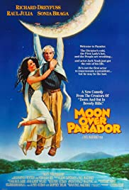 Moon Over Parador Poster