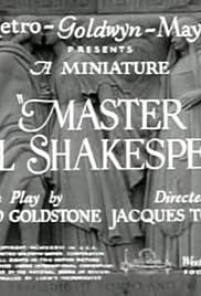 Master Will Shakespeare Poster